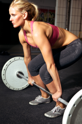 woman-strength-training