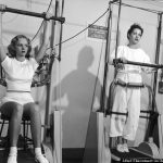 keeping fit in the 1940's